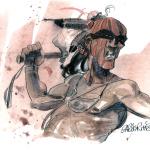 Carlo Rispoli: Sangue sul lago Otsego