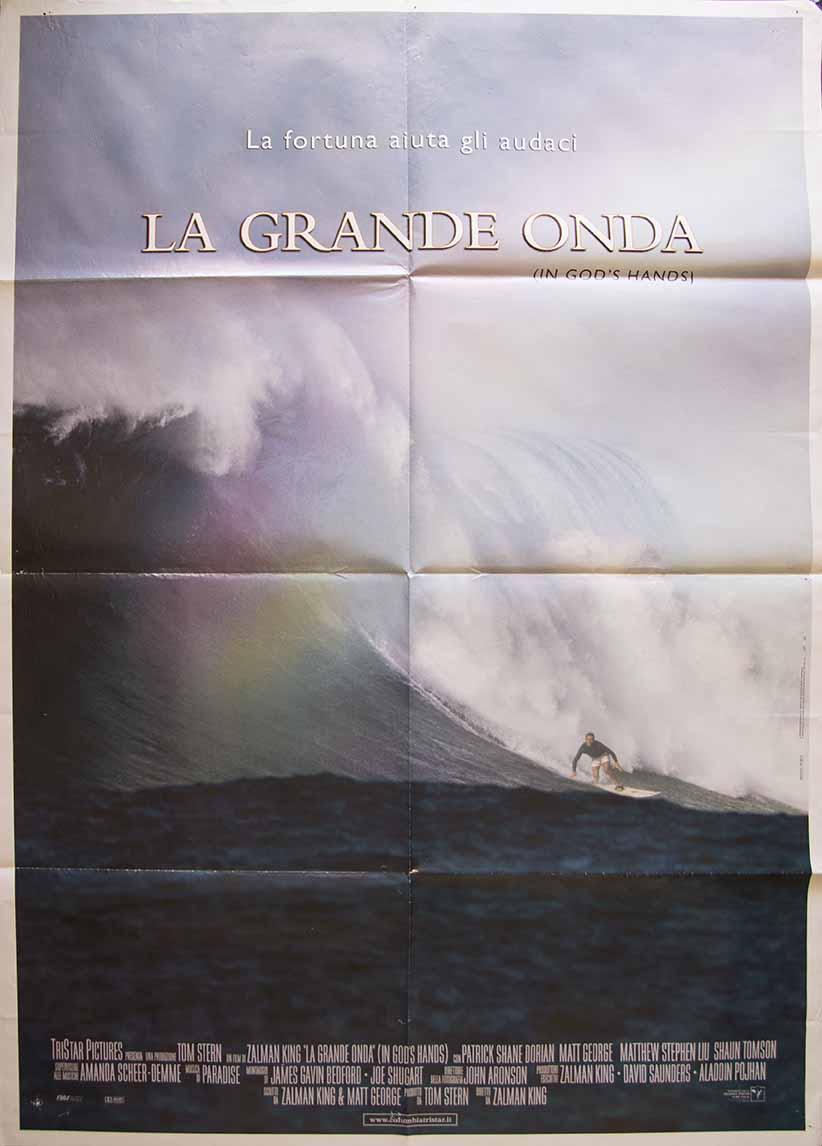 La grande onda manifesto 2 fogli the collector 39 s kingdom - Amor nello specchio streaming ...