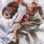 Lucio Parrillo: Red Sonja Vultures Circle #3