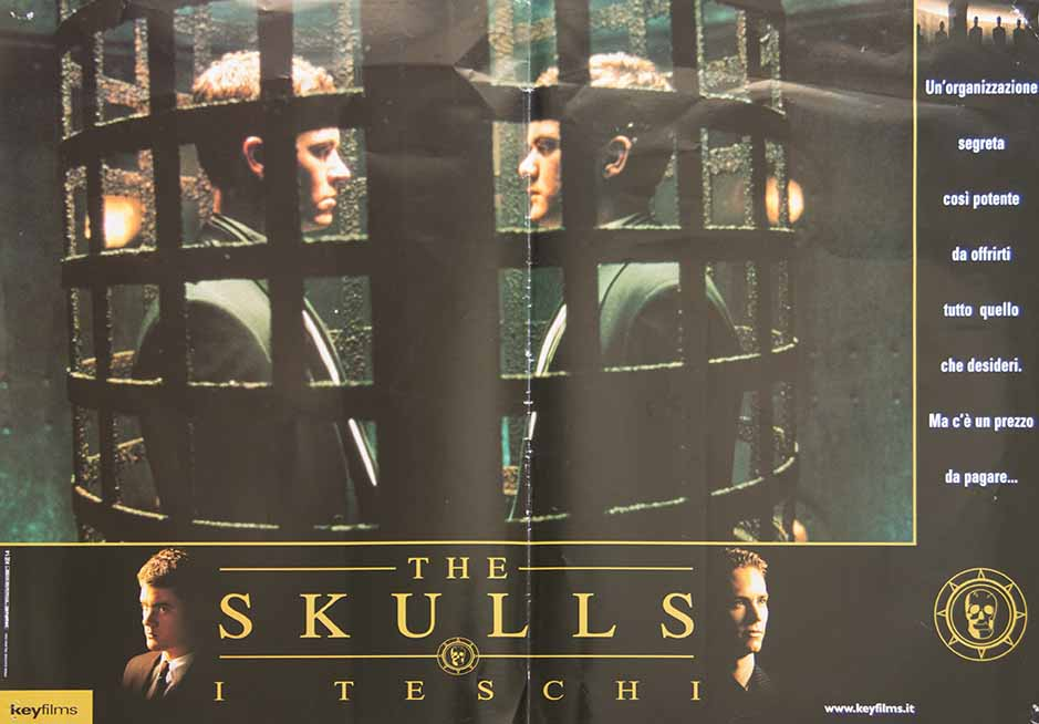 The Skulls - I teschi (3)