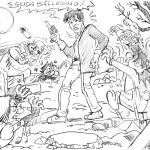 Sandro Dossi: Dylan Dog + personaggi
