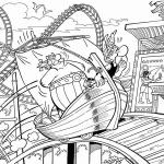 Sandro Dossi: parco di Asterix