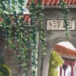 Andrea Longhi: Yangshuo - particolare