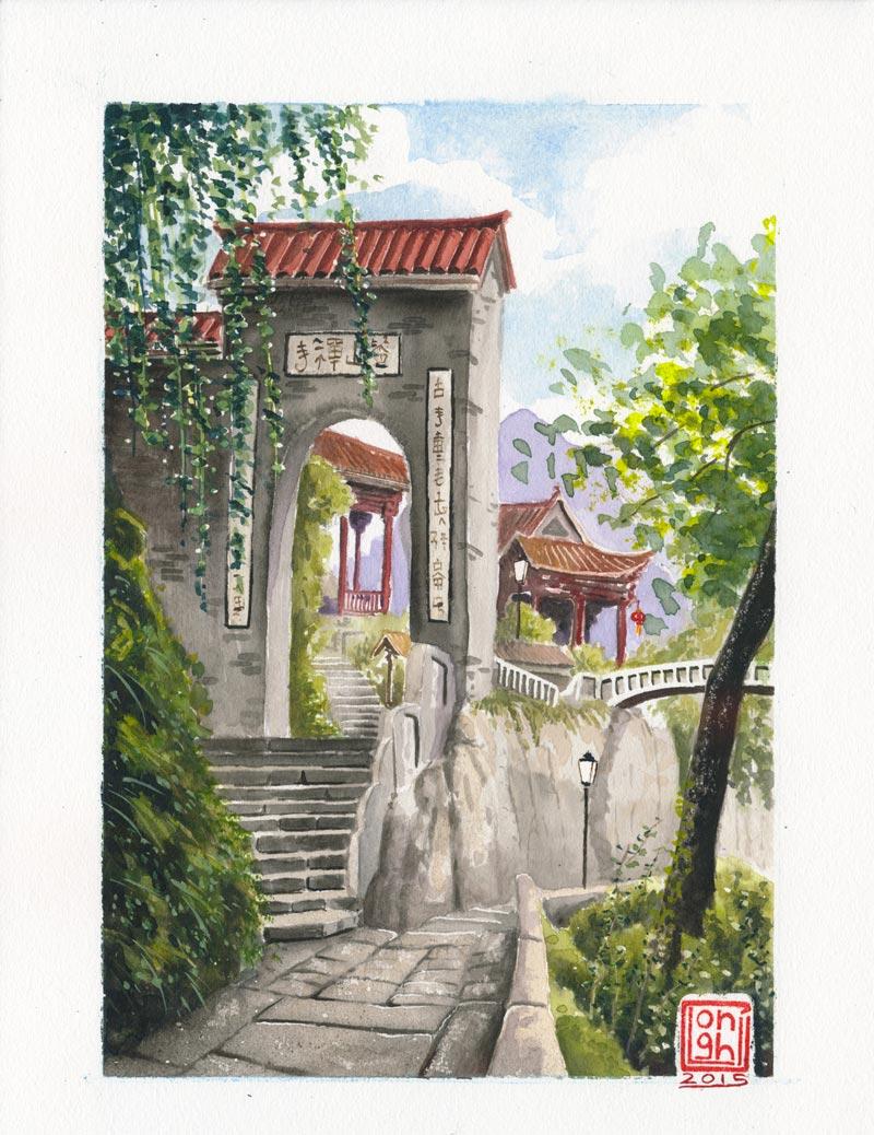 Andrea Longhi: Yangshuo