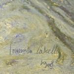 Tommaso Scasella - Spiaggia 1908 - Firma