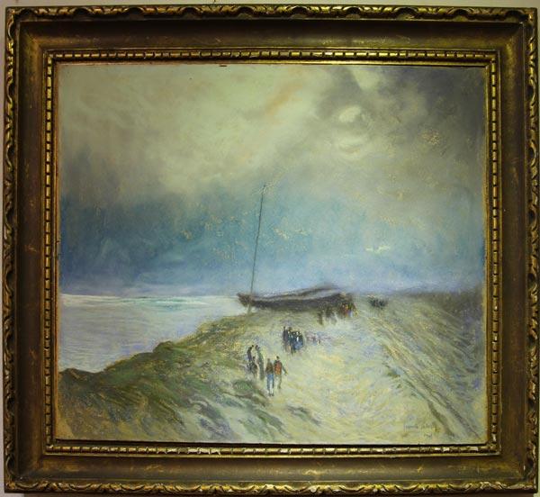 Tommaso Scasella - Spiaggia 1908
