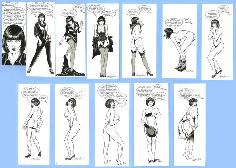 Marco Bianchini - Sexy Strip -12 vignette