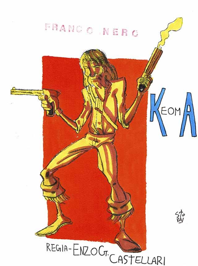 Storai Niccolò - Keoma