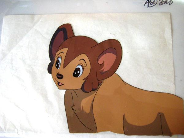 Kimba, il leone Bianco - Laila 1